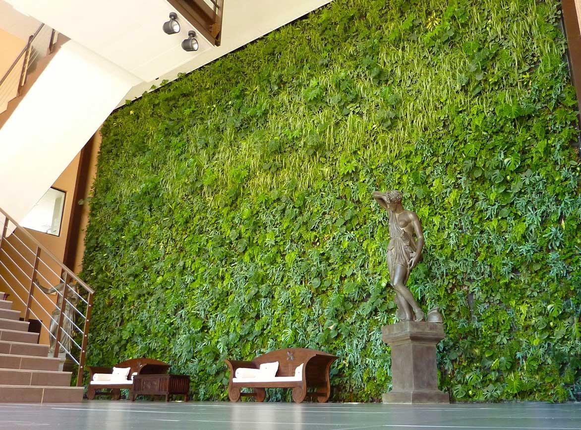 Alquiler de jard n vertical verde alquila facil eventos for Verde vertical jardines verticales